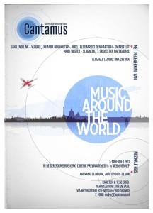 MUSIC AROUND THE WORLD5 november 2011